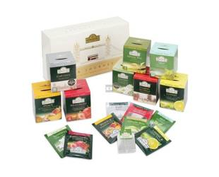 Ahmad Tea Journey Selection - Kolekcja 80szt herbat (8 x 10 kopert alu)