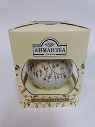 Ahmad Tea London - Magical Tea Elegant Baubles English Tea No.1 (puszka w kształcie bombki)