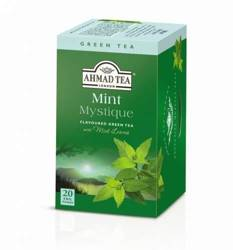 Herbata Ahmad Green Tea Mint 20szt. (alu)