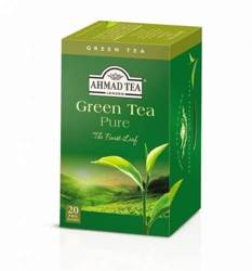 Herbata Ahmad Green Tea Original 20szt. (alu)