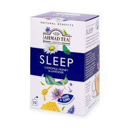 Herbata Ahmad Sleep Healthy Benefit 20szt alu