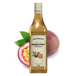 Syrop ODK Passion Fruit - Maracuja 750ml