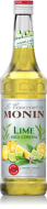 Koncentrat cytrynowo-limonkowy Lime Juice Cordial Mixer Monin 700ml