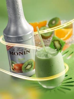 Puree Monin Kiwi 1L