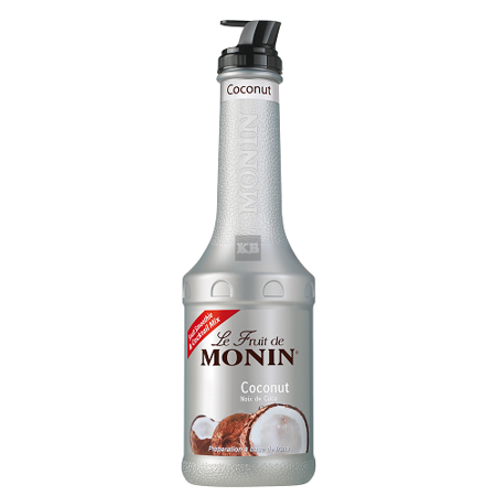 Puree Monin Kokosowe 1L