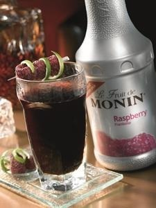 Puree Monin Malinowe 500ml
