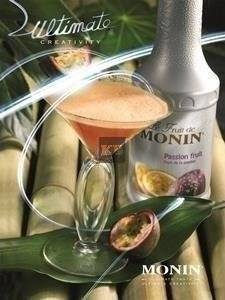 Puree Monin Maracuja 1L